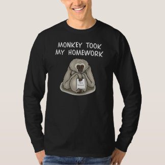 Monkey Took My Homework Dresses