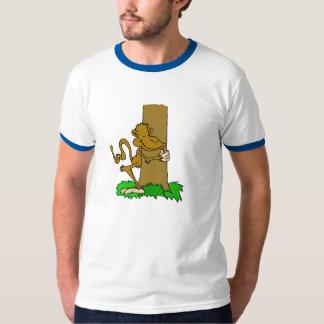Monkey Tree Hugger T-Shirt