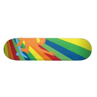 Monkey Tricks Custom Skate Board