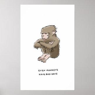 monkey trivia posters