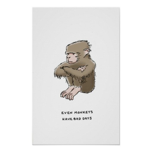 monkey trivia posters