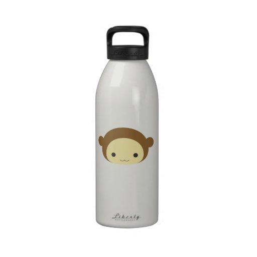 Monkey Water Bottles