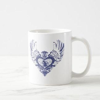 Monkey Winged Heart Coffee Mug