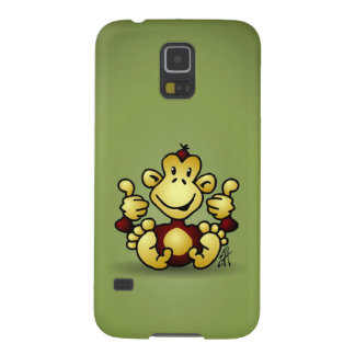 Monkey with four thumbs up galaxy s5 case
