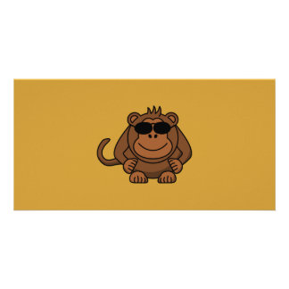 monkey-with-sunglasses card