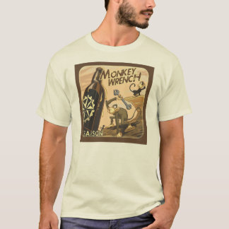 Monkey Wrench Saison T-Shirt