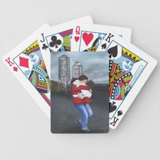 Monkey Wrenching 1 Bicycle Playing Cards