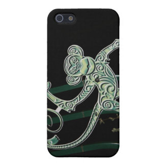 monkey wrought iron figure iPhone 5 covers
