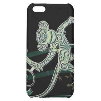 monkey wrought iron figure iPhone 5C cover