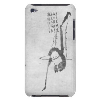 Monkey zen meditation ipod barely there iPod cover