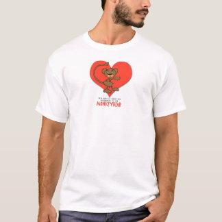 Monkeybear Protection T-Shirt