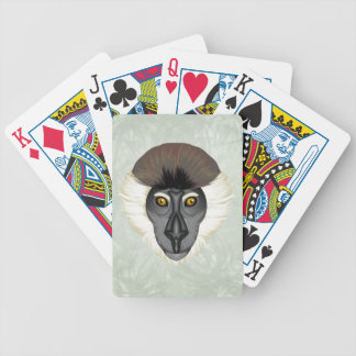 Monkeyficent Bicycle Playing Cards