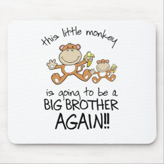 monkeying around again mousepads