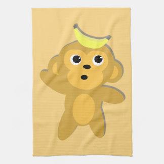 Monkeying Around Towel