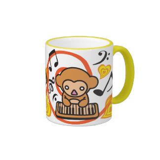 MonkeyMethod, Monkey_Method Ringer Coffee Mug