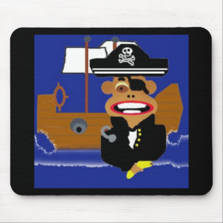 monkeypirate mouse pad