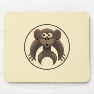 Monkeypit Logo Mouse Pad