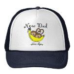 Monkeys al papá de las camisetas y de los regalos  gorras