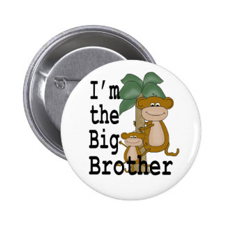Monkeys Big Brother Button