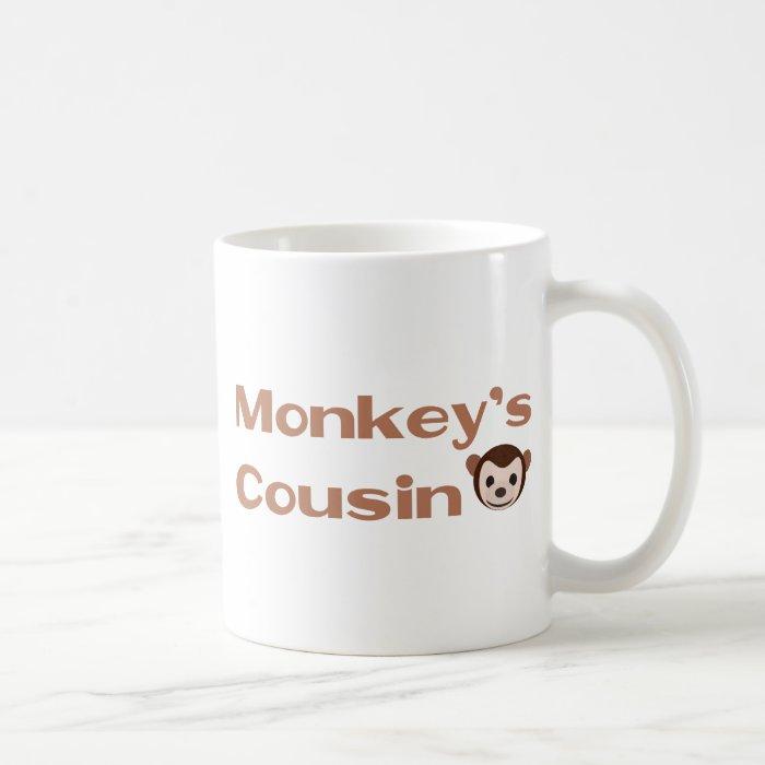 Monkey's Cousin Coffee Mug
