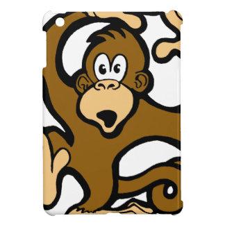 Monkeys Go Swimming iPad Mini Cover