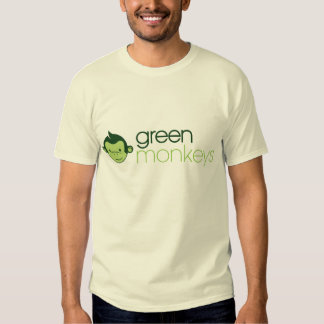 Monkeys green shirt