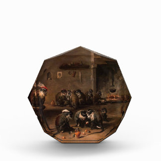 Monkeys in a Kitchen by David Teniers the Younger Awards