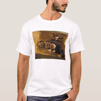 Monkeys in the Microwave T-Shirt