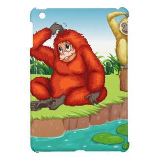 Monkeys iPad Mini Covers