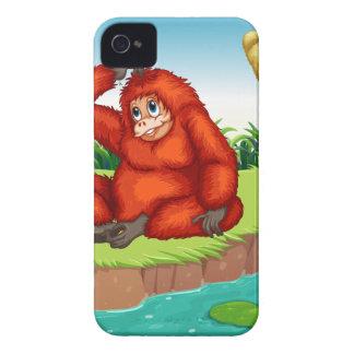 Monkeys iPhone 4 Cover