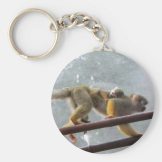 Monkeys Keychain
