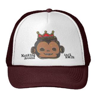Monking Around Trucker Hat