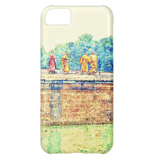 Monks @ Angkor Wat iPhone 5C Cover