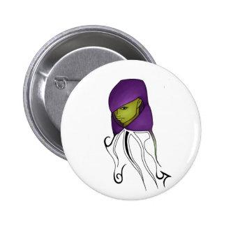 Monk's Hood Button