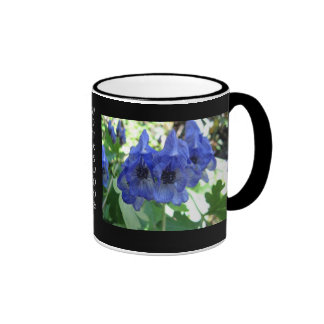 Monkshood Ringer Coffee Mug