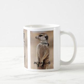 Monkulus meerkat mug