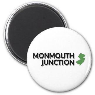 Monmouth Junction, New Jersey Magnet