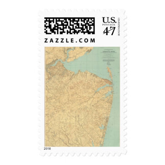 Monmouth Shore, New Jersey Postage