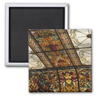 Monmouth University 2 Inch Square Magnet
