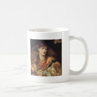 Monna Vanetta by Rossetti Classic White Coffee Mug