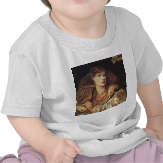 Monna Vanetta by Rossetti Shirts
