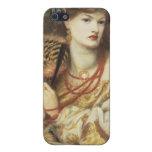 Monna Vanna - Dante Gabriel Rossetti iPhone 5 Cases