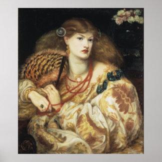 Monna Vanna - Dante Gabriel Rossetti Impresiones