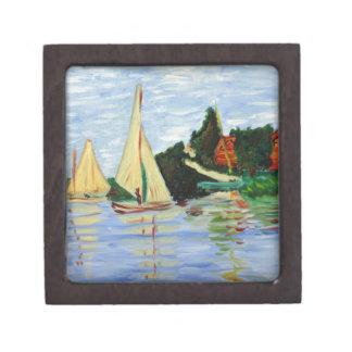 """""""Monnettareplicanna"""" Artwork by Carter L. Shepard"""" Gift Box"""