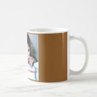 MONO, AMO TAZAS DE CAFÉ