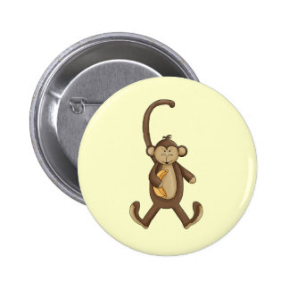 Mono atado largo pin redondo 5 cm