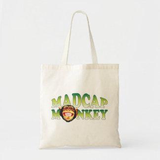 Mono atolondrado bolsas