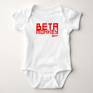 Mono beta remera