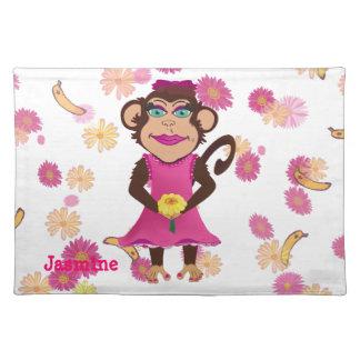 Mono bonito mantel individual