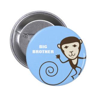 Mono caprichoso hermano mayor pin